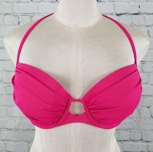 VICTORIA'S SECRET | halter bikini bathing suit top